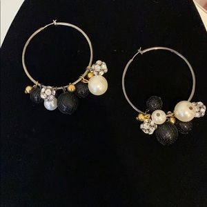 Guess earrings